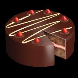 Chocolate birthday cake clipart banner free library Pic chocolate birthday cake clipart clipartcow - Clipartix banner free library