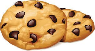 Chocolate biscotti clipart png stock Image result for clipart chocolate chip cookies | Food Prints (6th ... png stock