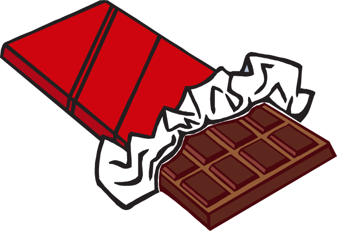 Chocolate candy clipart clip art black and white stock Chocolate Candy Cliparts - Cliparts Zone clip art black and white stock