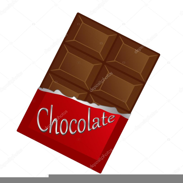 Chocolate candy clipart image black and white download Clipart Of Chocolate Candy | Free Images at Clker.com - vector clip ... image black and white download