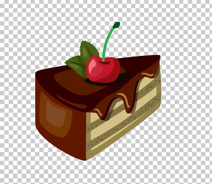 Chocolate cherry cake clipart banner free Chocolate Cake Lollipop Chocolate Ice Cream Cherry Cake PNG, Clipart ... banner free