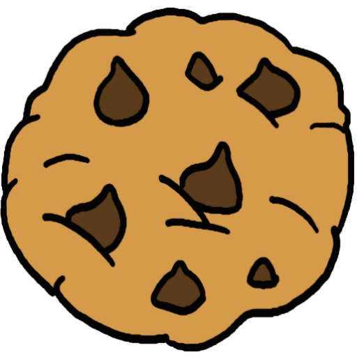Chocolate chip cookie clipart png stock Chocolate Chip Cookie Clipart | Clipart Panda - Free Clipart Images png stock