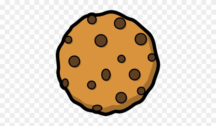 Chocolate chip cookie clipart png royalty free Cartoon Chocolate Chip Cookies Clipart (#910243) - PinClipart png royalty free