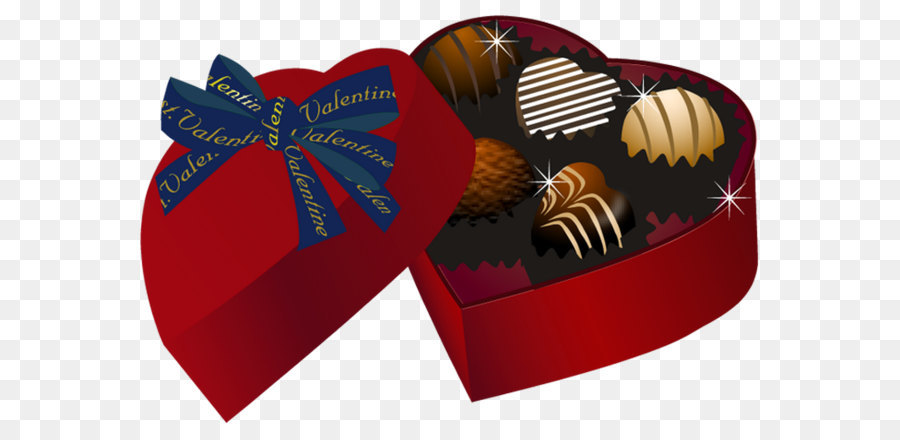 Chocolate clipart box banner library Gift Box Heart png download - 768*512 - Free Transparent Chocolate ... banner library