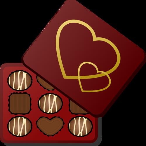 Chocolate clipart box clip art library download Chocolate Clipart box chocolate 2 - 500 X 500 Free Clip Art stock ... clip art library download