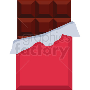Chocolate clipart icons banner library library chocolate bar vector flat icon clipart with no background . Royalty-free  icon # 406725 banner library library