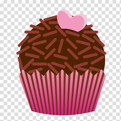 Chocolate frosting clipart picture Brigadeiro Beijinho Stuffing Frosting & Icing Chocolate brownie ... picture