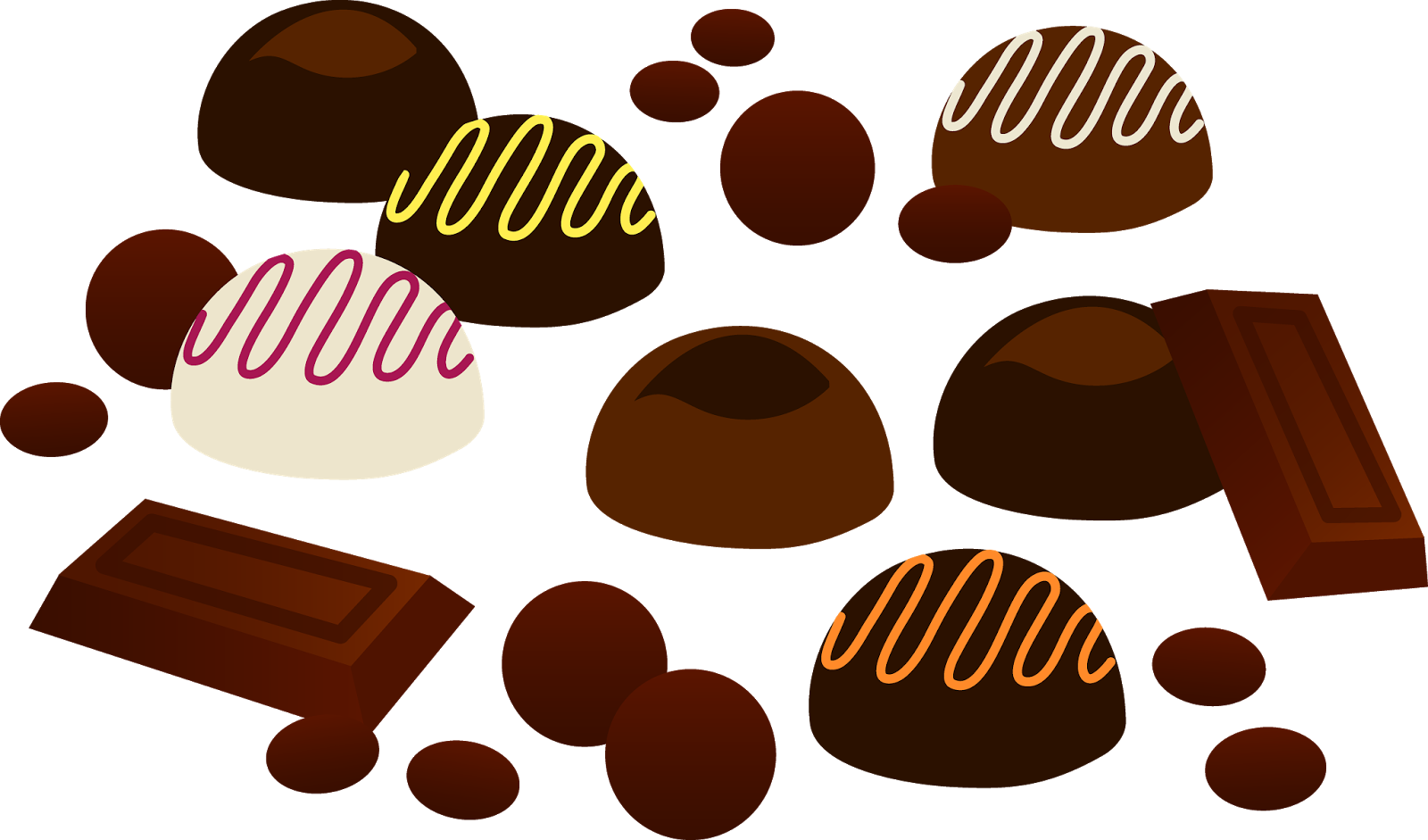 Chocolate heart clipart clip library Candy Bar Clipart at GetDrawings.com | Free for personal use Candy ... clip library