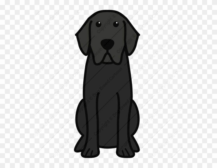 Chocolate lab clipart free picture Labrador Retriever - Cartoon Chocolate Lab Drawing Clipart (#1808320 ... picture