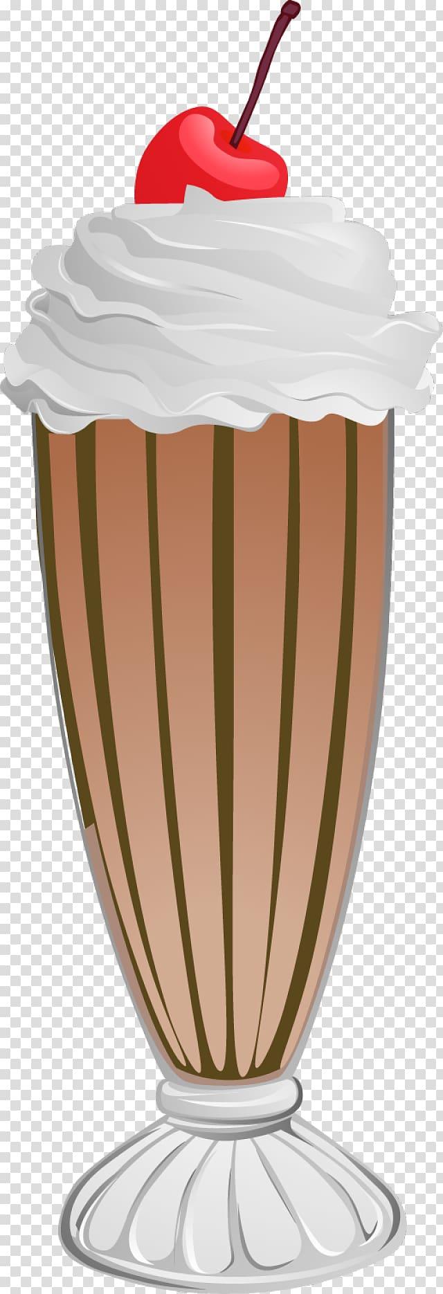 Chocolate milkshake clipart picture transparent Ice cream Milkshake Chocolate pudding , Chocolate Pudding ... picture transparent