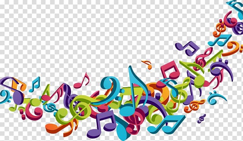 Choir concert clipart svg transparent download Musical notes art, Concert band Choir Musical ensemble , music notes ... svg transparent download