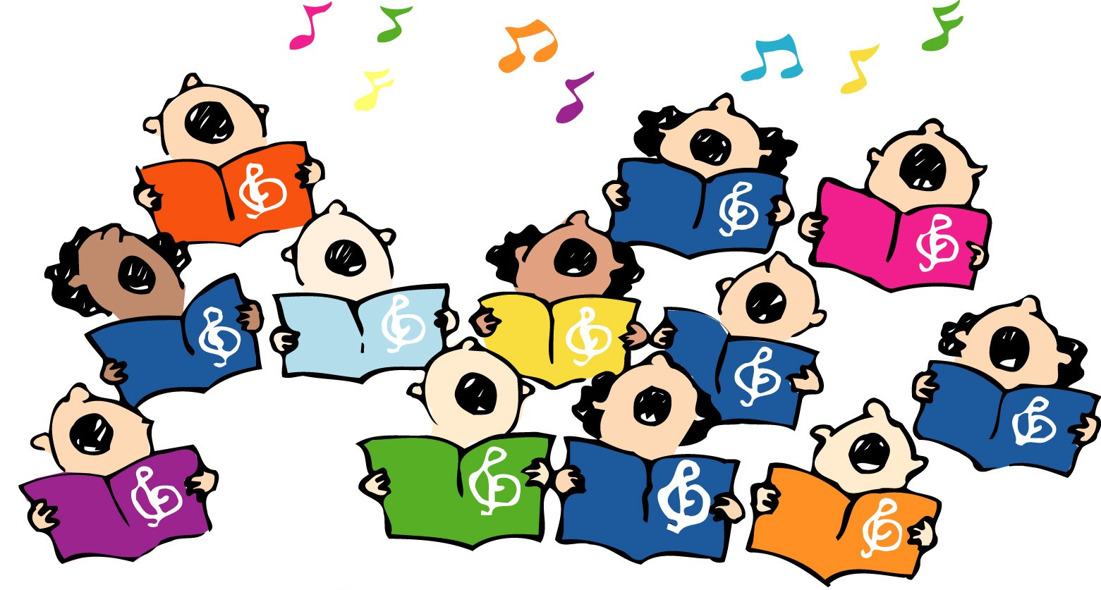 Choir concert clipart picture free Holiday Concert Clipart | Free download best Holiday Concert Clipart ... picture free