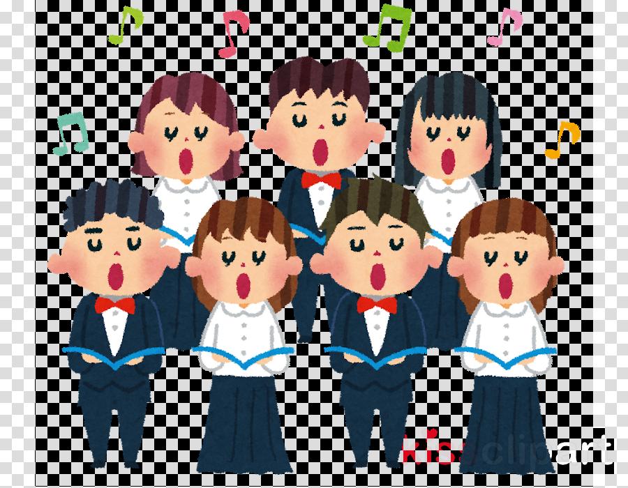 Choir concert clipart image download Friendship Cartoon clipart - Concert, Music, Cartoon, transparent ... image download