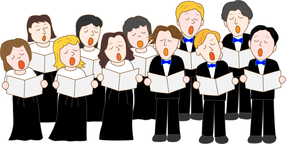Choir scholars clipart svg freeuse library The Song Shul svg freeuse library