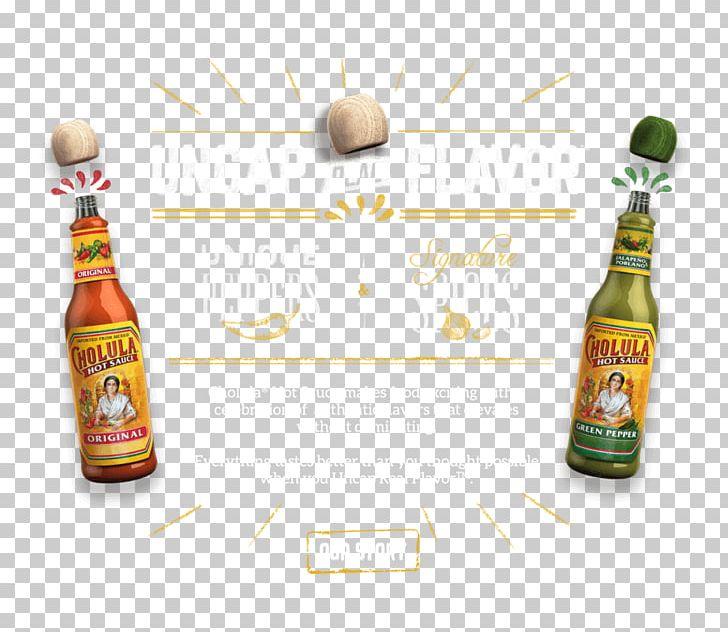 Cholula hot sauce clipart jpg transparent download Liqueur Cholula Hot Sauce Barbecue Sauce PNG, Clipart, Barbecue ... jpg transparent download