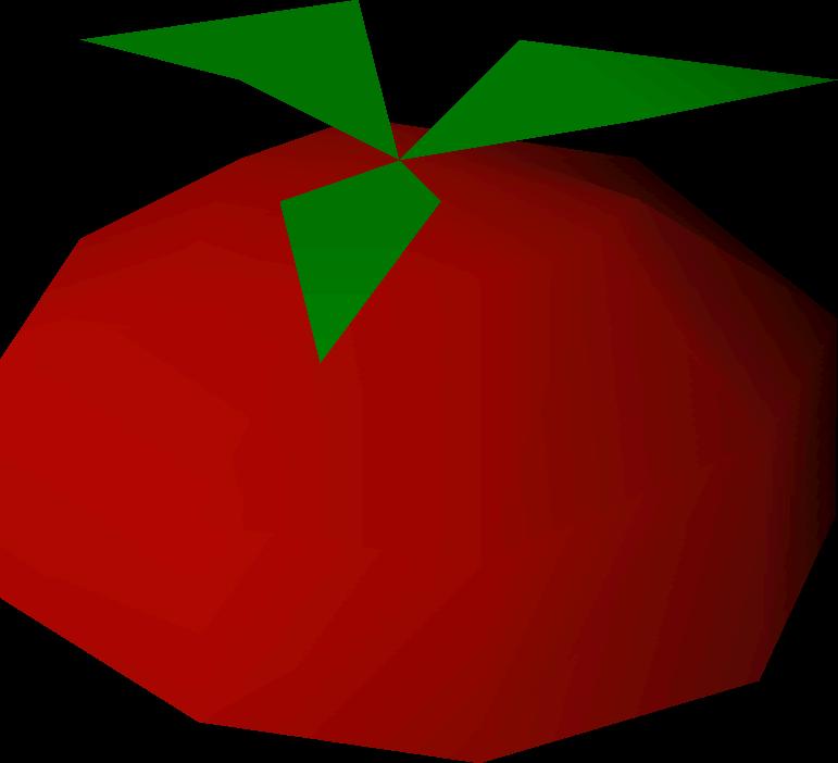Chopped apple rotten clipart svg black and white Tomato | Old School RuneScape Wiki | FANDOM powered by Wikia svg black and white