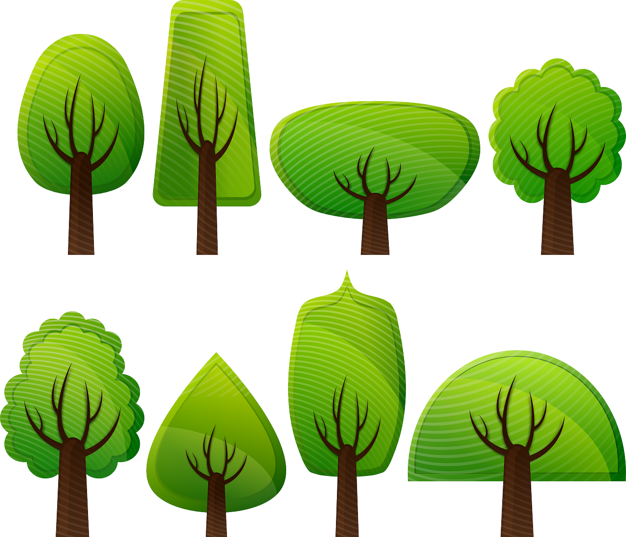 Shade tree clipart clipart free Your humble street tree.. – Scientific Scribbles clipart free