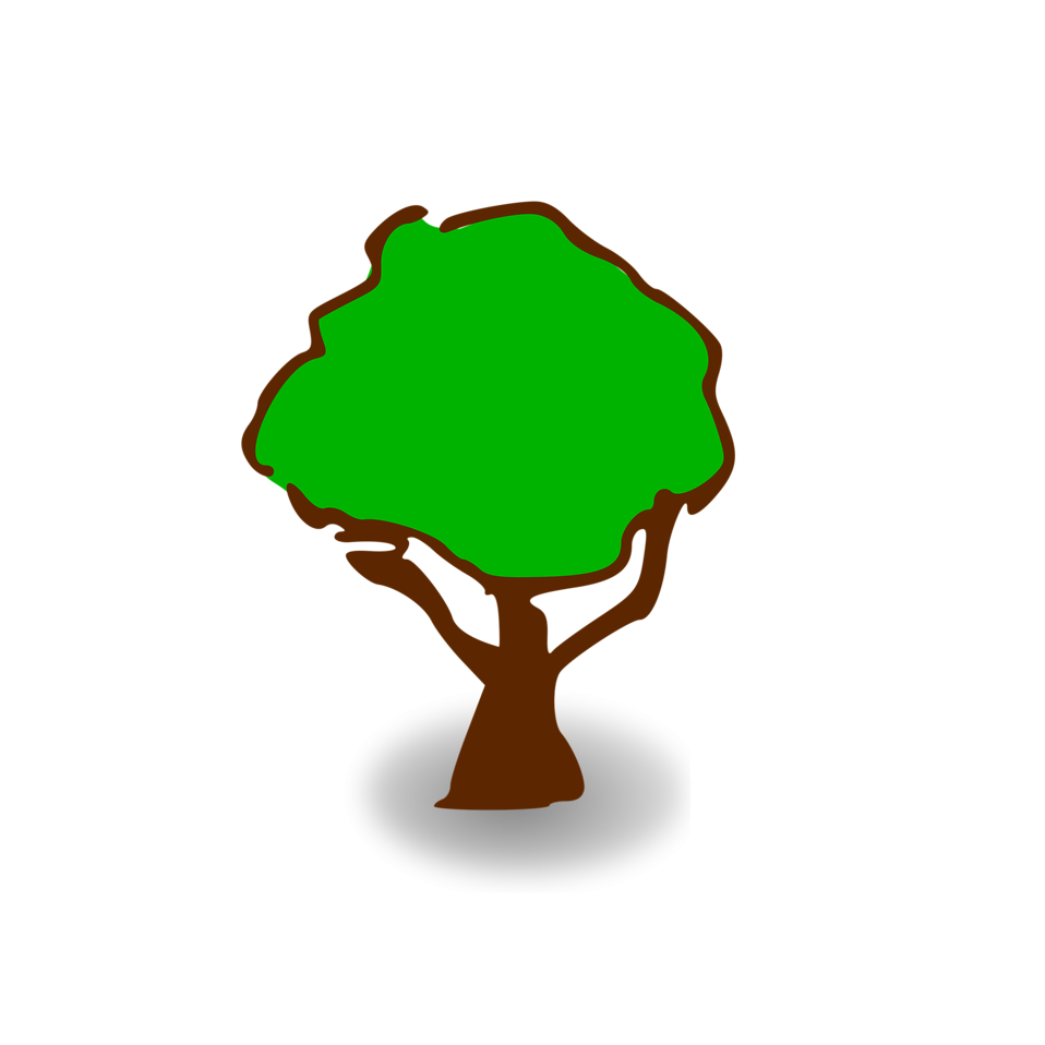 Climb tree clipart svg royalty free Cartoon Pictures Of A Tree (70+) svg royalty free