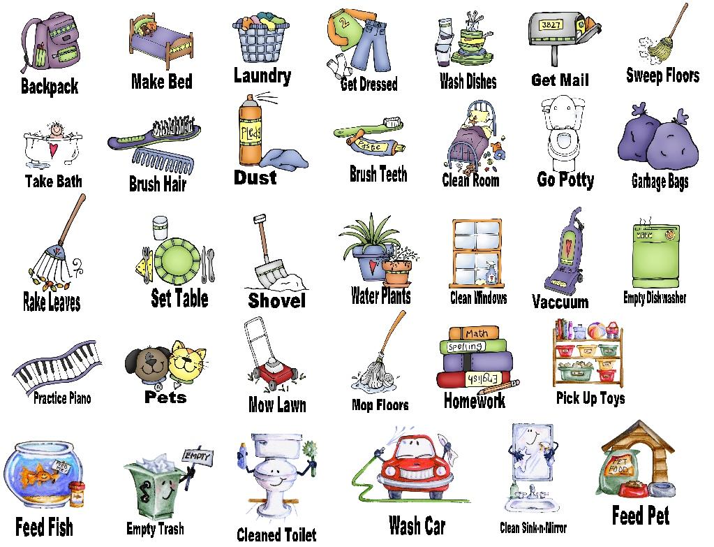 Kids chores clipart clip art royalty free stock Free Chores Cliparts, Download Free Clip Art, Free Clip Art on ... clip art royalty free stock