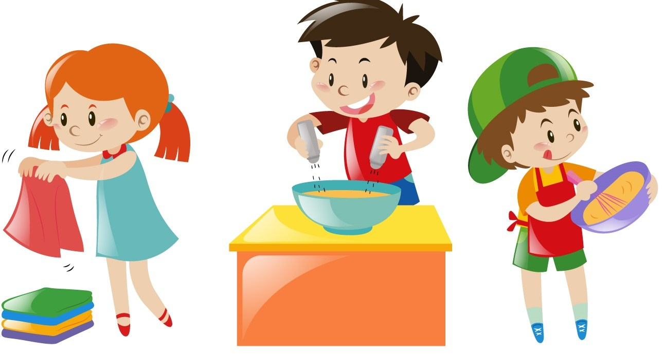 Choress clipart png free download School chores clipart 4 » Clipart Portal png free download