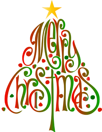 Christimas clipart graphic freeuse library merry-christmas-clipart-christmas-tree-16 graphic freeuse library