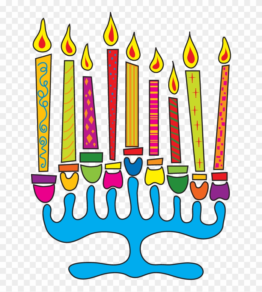 Chrisstmas and hannukah clipart svg library library Hanukkah Clip Art For Christmas - Hanukkah Clipart Png Transparent ... svg library library