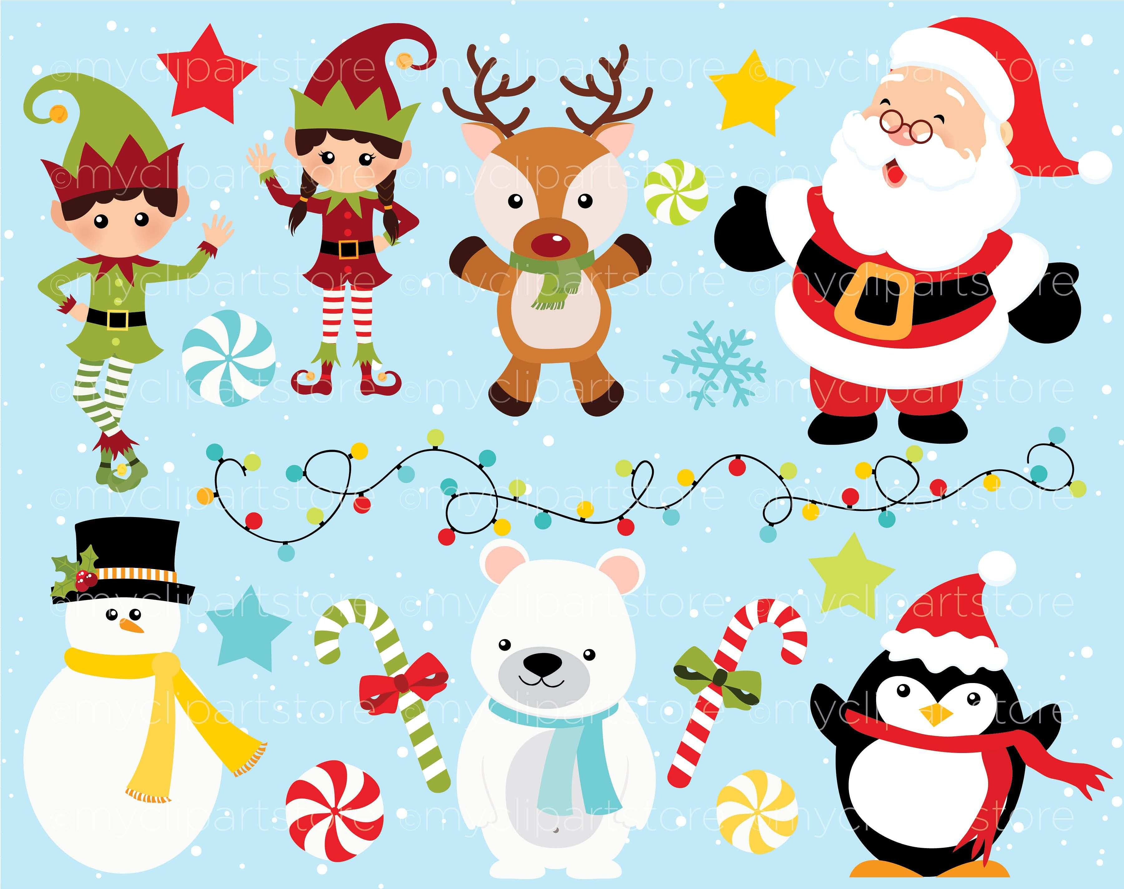 Chrisstmas and hannukah clipart clipart transparent Christmas, Santa\'s Helpers Clipart #CLIPART#www#HANUKKAH#CHRISTMAS ... clipart transparent
