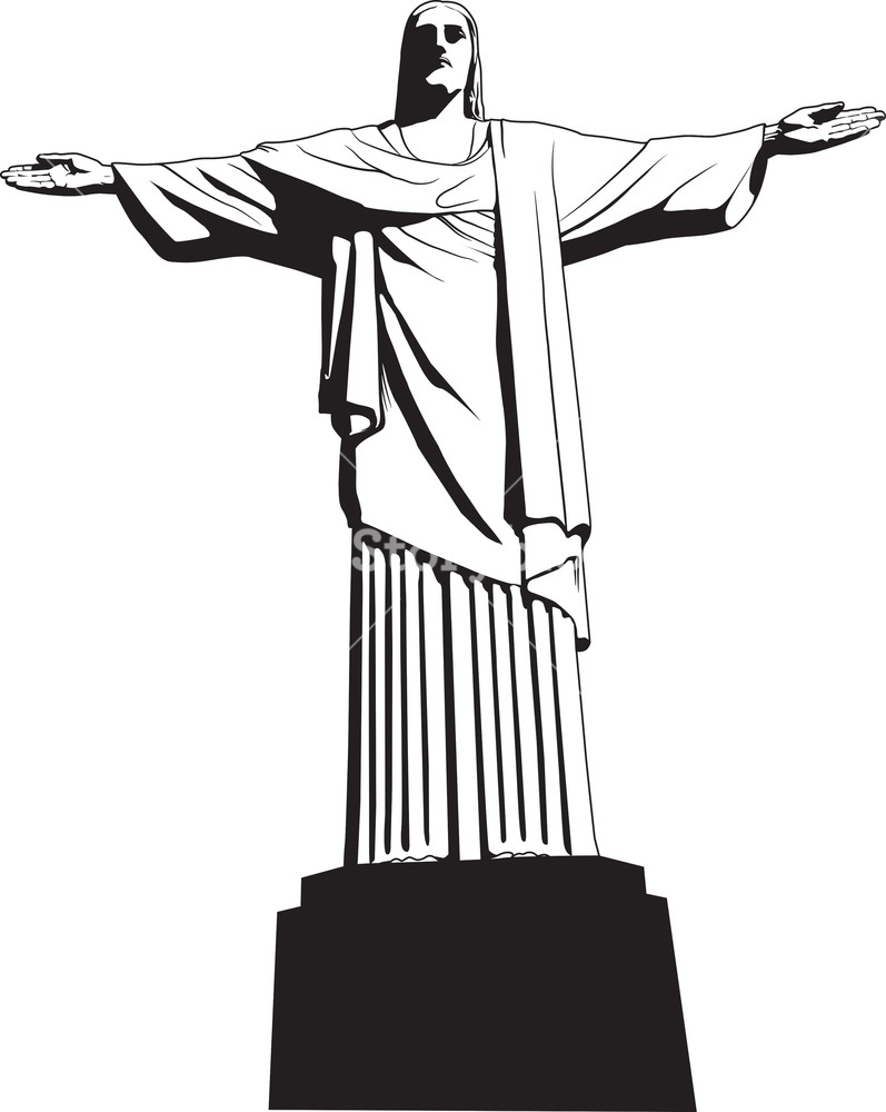 Christ the redeemer free clipart png