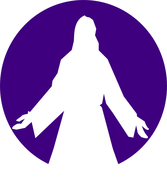 Free clipart religious christ and crown clipart free library Jesus Silhouette Clip Art at GetDrawings.com | Free for personal use ... clipart free library