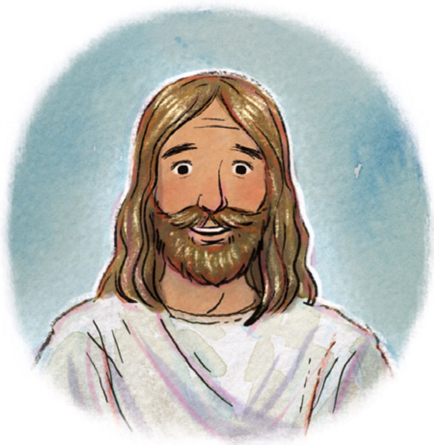 Jesus christ pictures clipart svg freeuse stock Jesus Christ: Clipart - Teaching Children svg freeuse stock