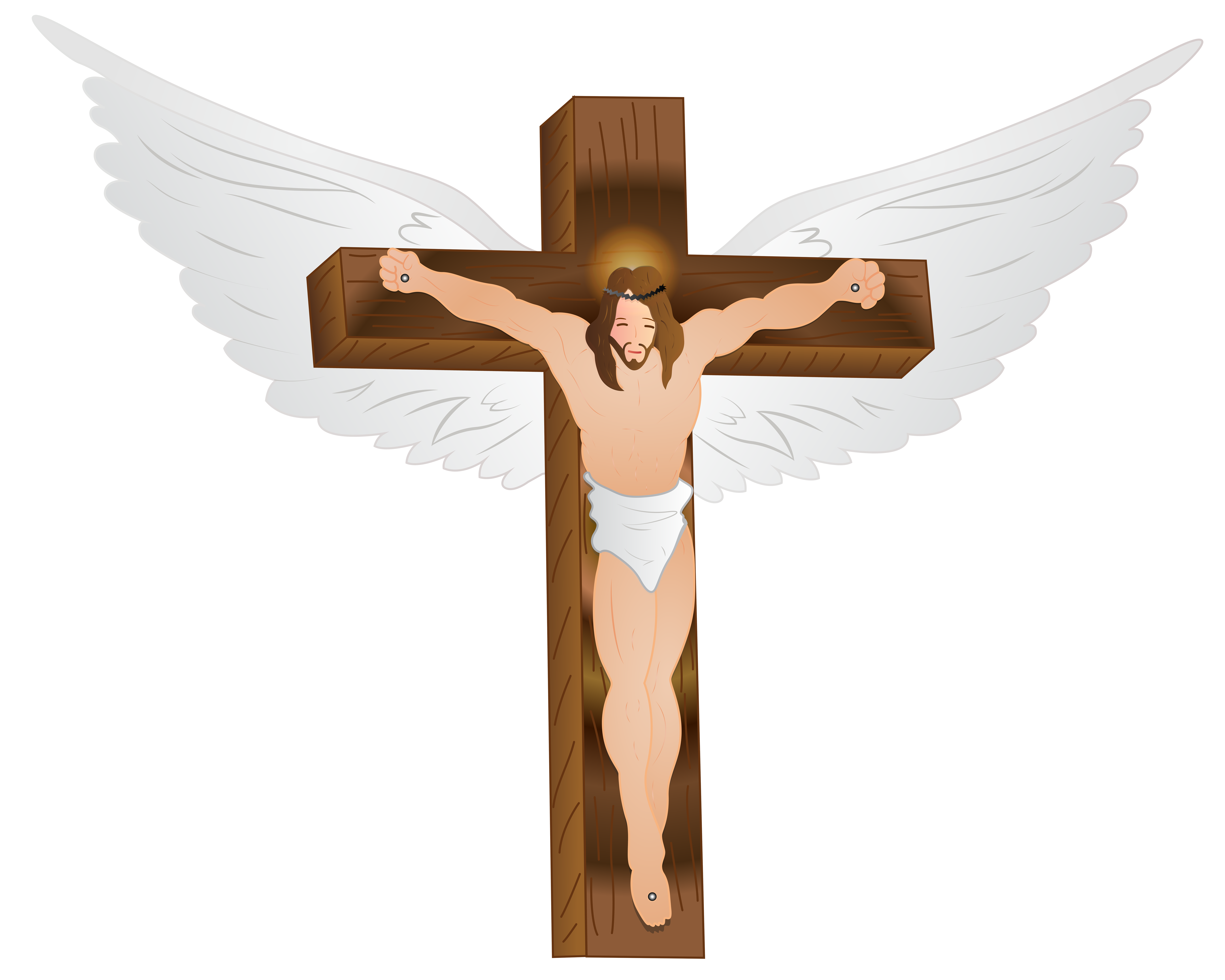 Christ on the cross clipart image black and white stock Jesus Christ on the Cross PNG Clip Art Image   Gallery Yopriceville ... image black and white stock