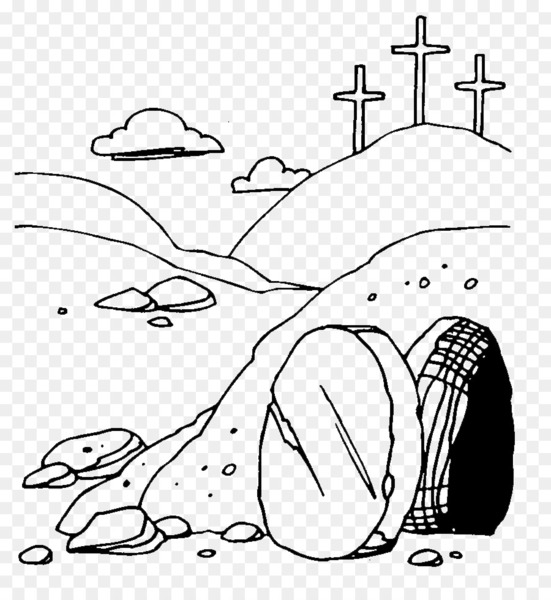 Free clipart of jesus resurrection clip art freeuse download Resurrection of Jesus Easter Empty tomb Clip art - Neon Cross ... clip art freeuse download