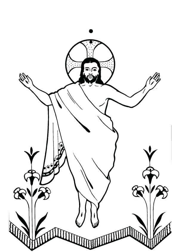 Christ resurrection clipart clip art library stock Jesus resurrection clipart 6 » Clipart Station clip art library stock
