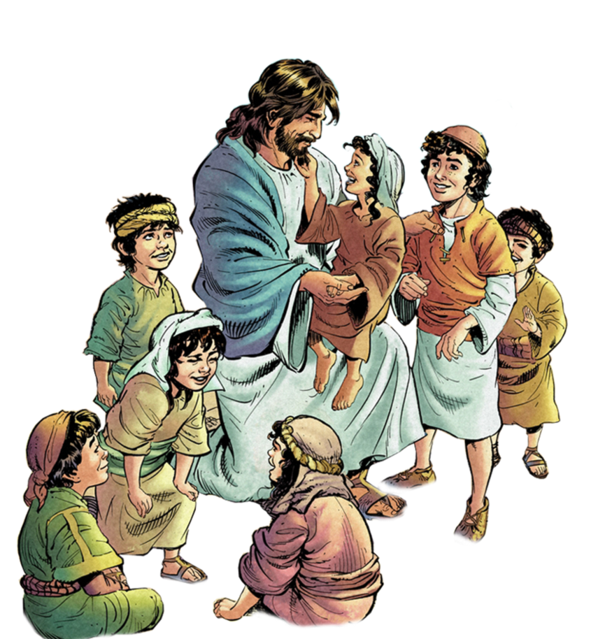 Christ with children clipart vector black and white library Jesus With Children Clipart And Download - Clipart1001 - Free Cliparts vector black and white library