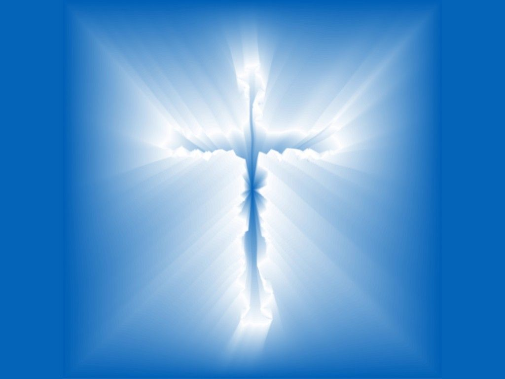 Christian background clipart graphic freeuse download jesus on the cross pictures   Christian Graphic: Blue Cross ... graphic freeuse download