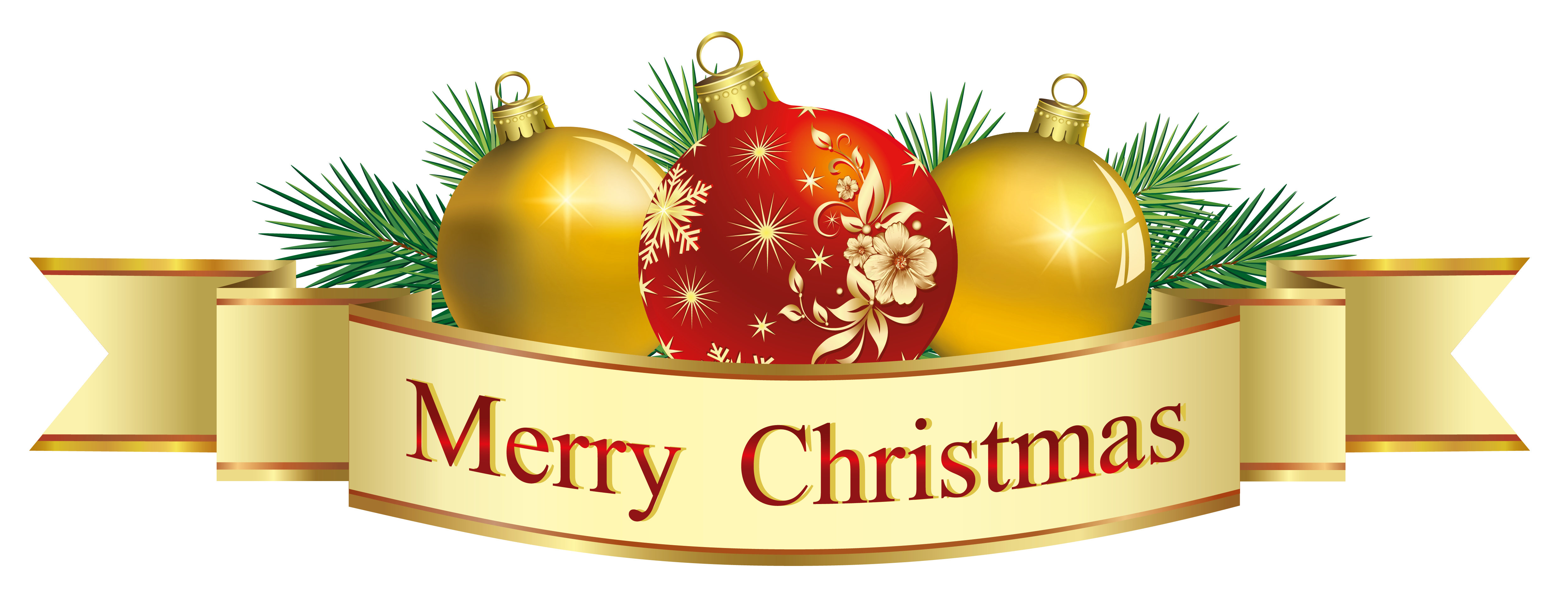 Free merry christmas clipart picture Transparent Merry Christmas Deco Clipart | Gallery Yopriceville ... picture