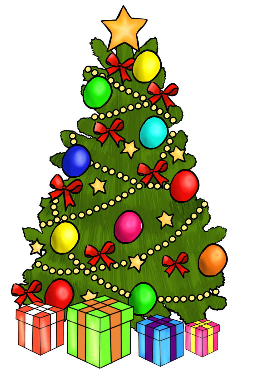 Christian christmas clipart free picture freeuse download Free christmas clipart borders for mac collection picture freeuse download