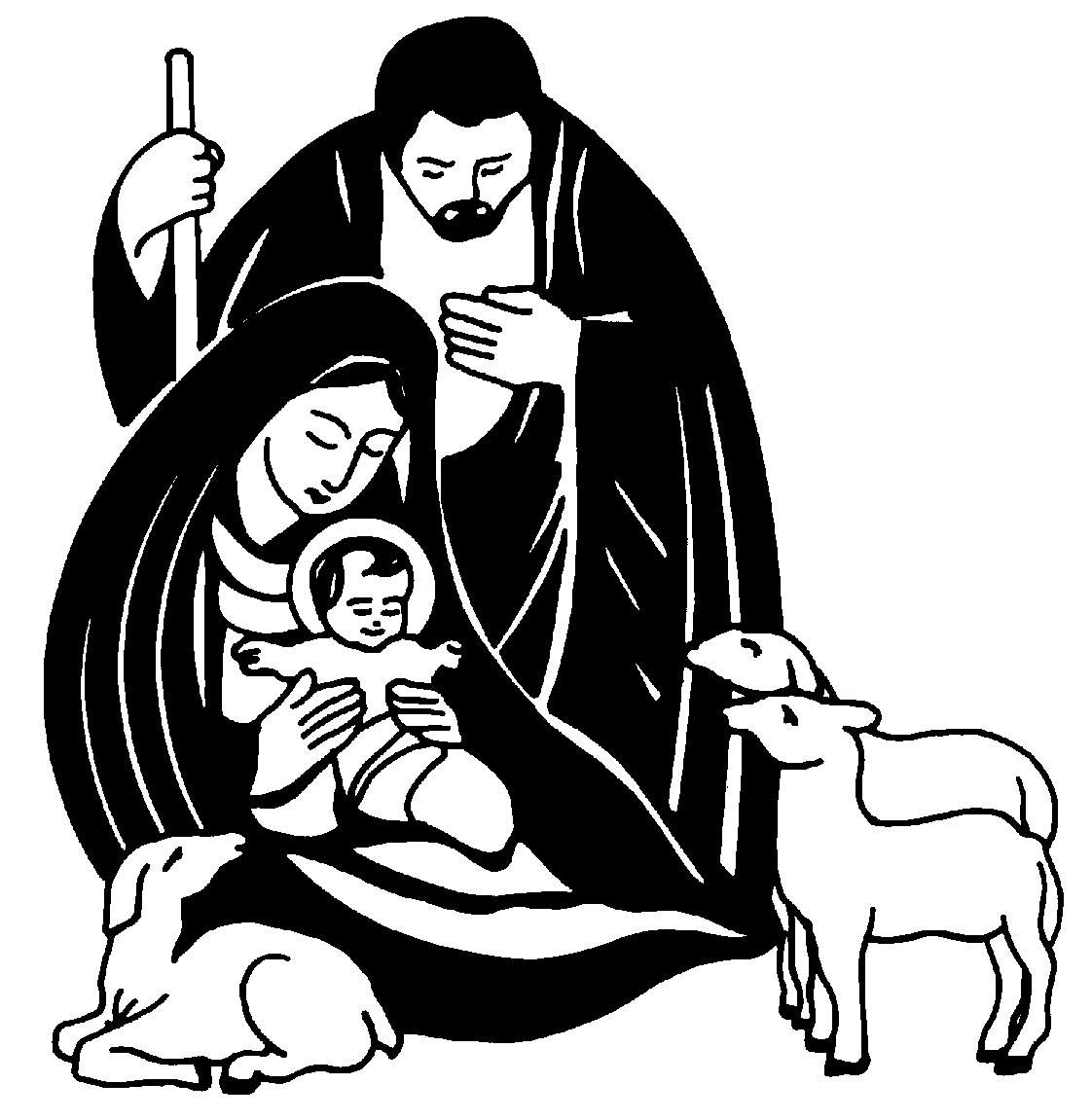 Jesus clip art panda. Free christ coming to america clipart black and white