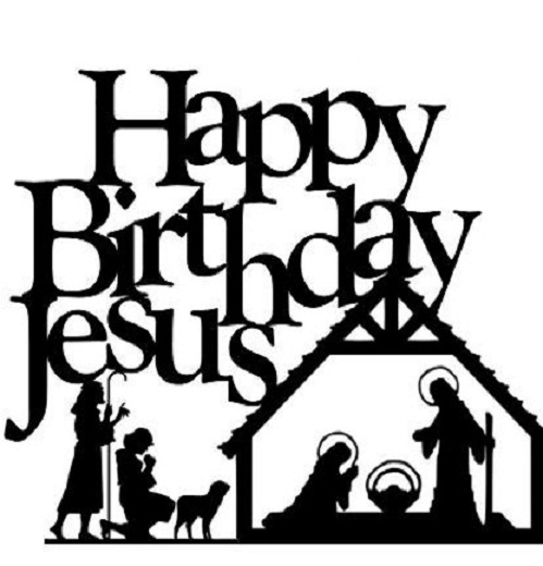 Christian clipart public domain black and white happy birthdayjesus download Jesus Christmas Clipart | Free download best Jesus Christmas Clipart ... download