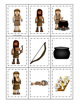 Christian clipart public domain jacob and esau banner transparent stock Jacob And Esau Worksheets & Teaching Resources | TpT banner transparent stock