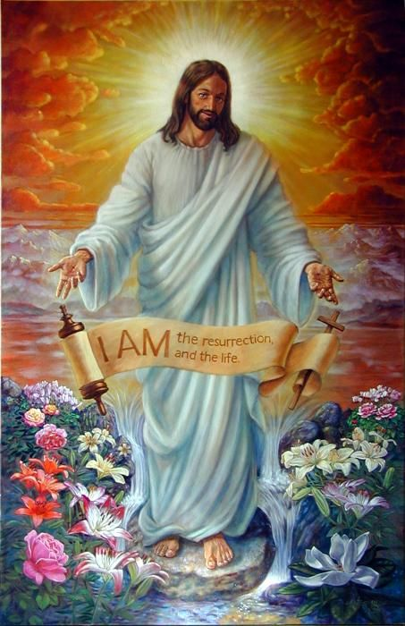 Free christian images and clipart of jesus on sea svg freeuse stock Resurrection of Jesus Clip Art | Free Jesus Christ Photos, Christian ... svg freeuse stock
