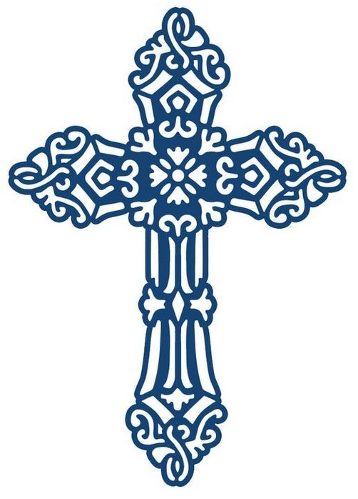 Images of crosses clipart vector freeuse Blue Cross Clipart » Gallery of Crosses | Cool Crosses | Cross ... vector freeuse