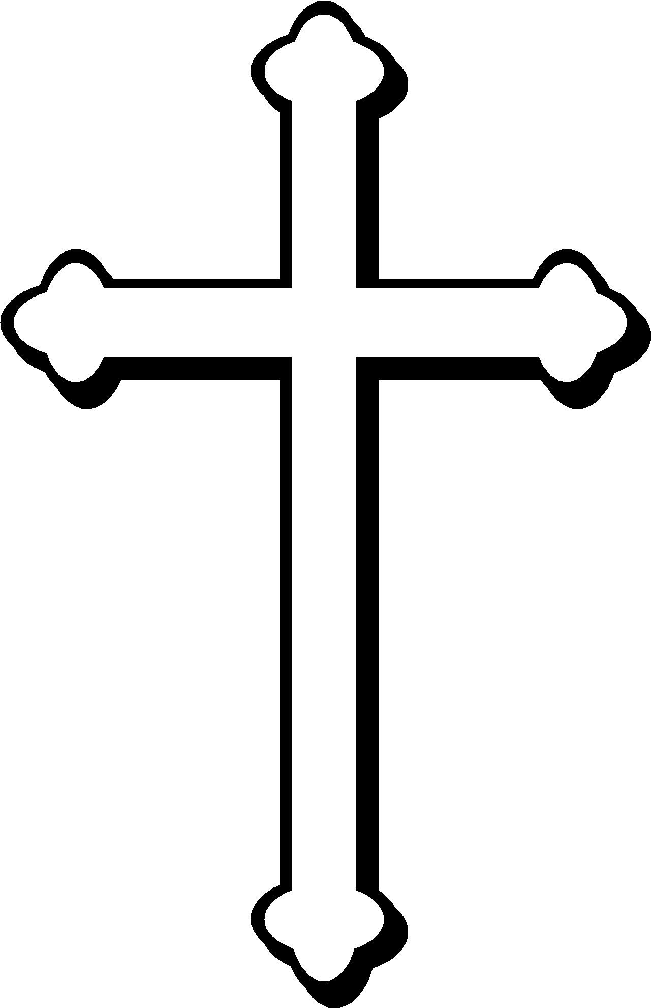 Free religious symbols clipart image royalty free stock 86+ Christian Cross Clipart | ClipartLook image royalty free stock