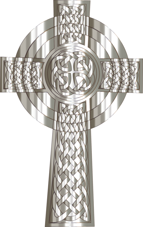Christian celtic christianity free. Crucifix cross clipart
