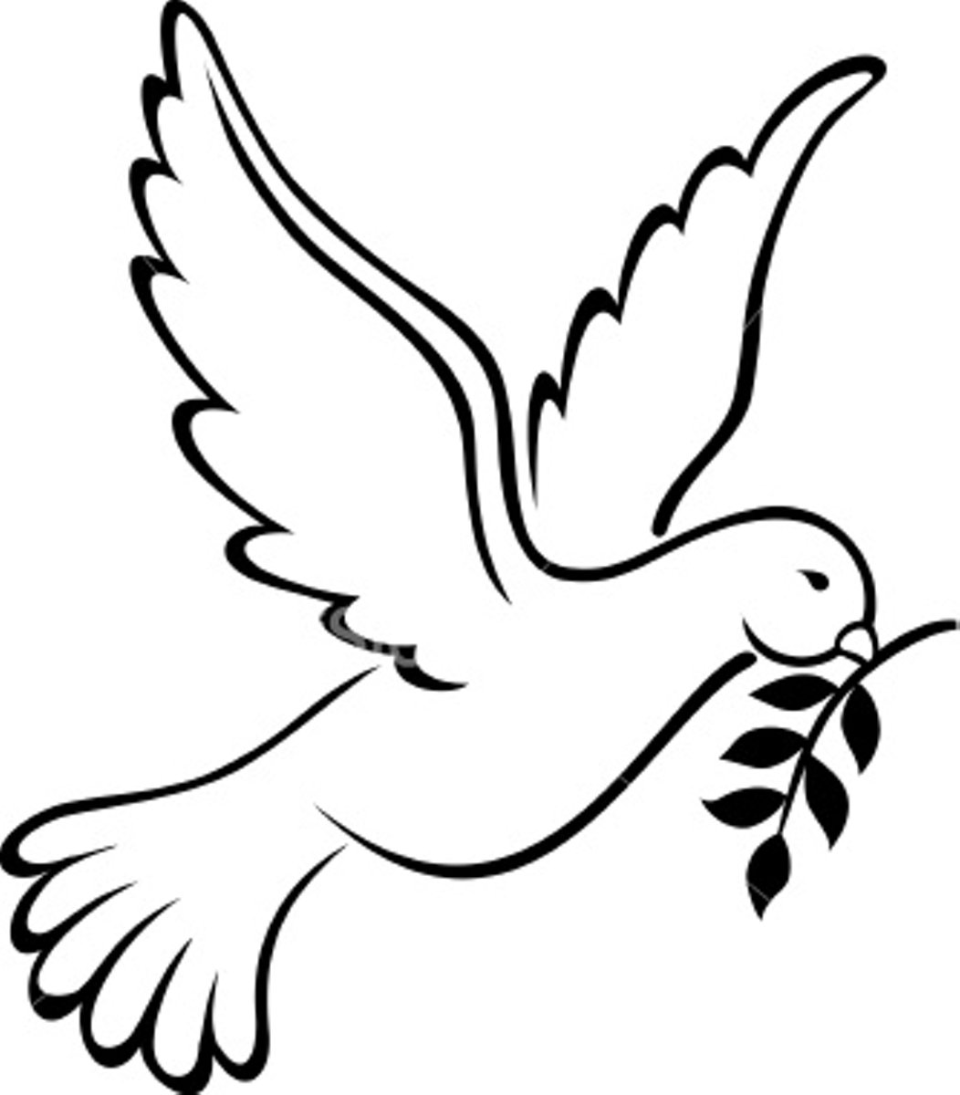 Cross dove pictures download. Free black and white large print christmas clipart