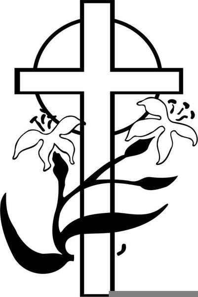 Easter clipart black svg transparent download Black Christian Easter Clipart | Free Images at Clker.com - vector ... svg transparent download