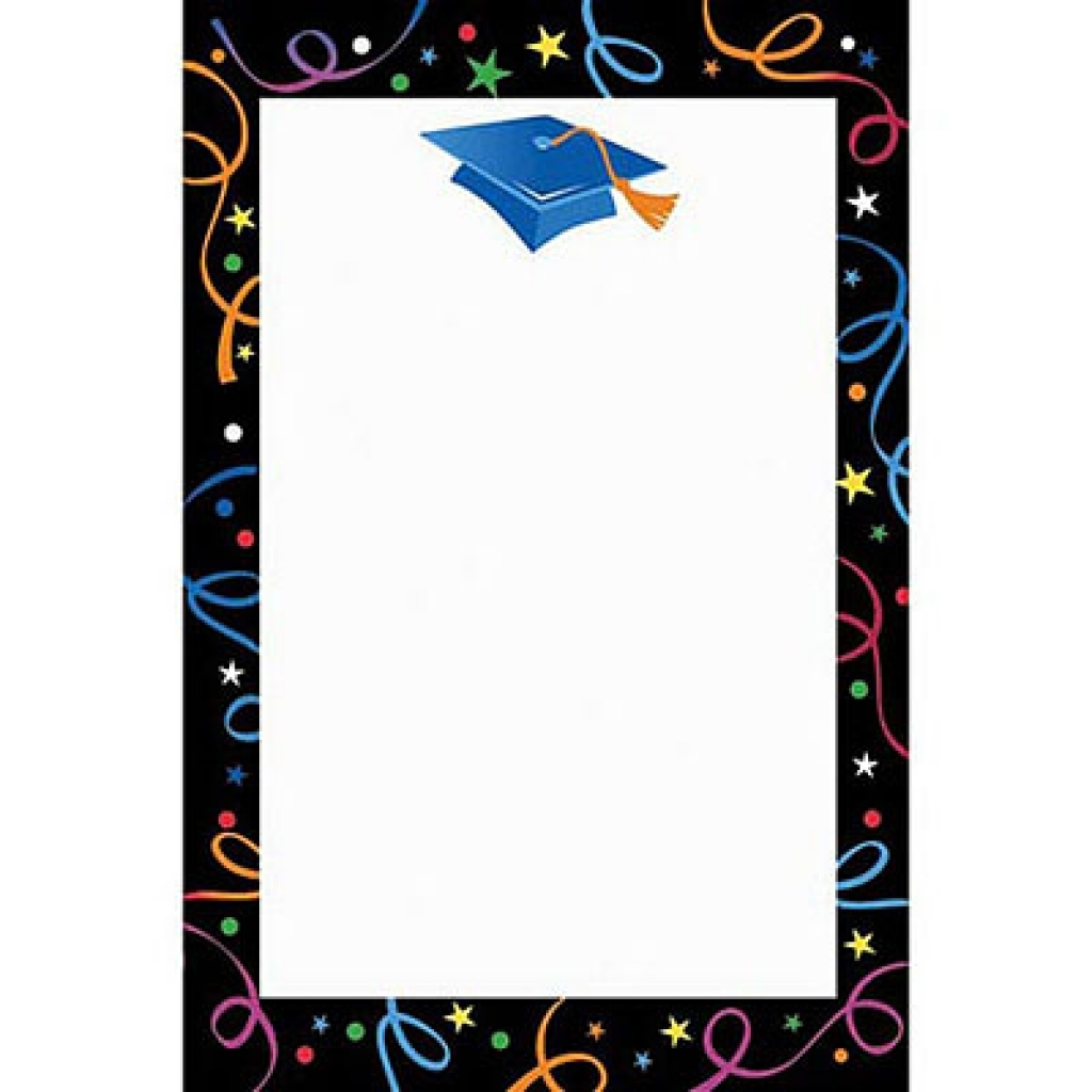 Gold and black graduation border paper clipart image royalty free library Religious Graduation Cliparts - Cliparts Zone image royalty free library