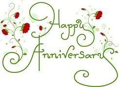 Christian happy anniversary clipart graphic stock Happy anniversary anniversary clip art clipartcow - Clipartix graphic stock