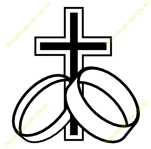 Christian happy anniversary clipart svg black and white download Religious Wedding Anniversary Clipart - Clipart Kid svg black and white download