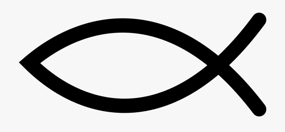 Christian logo clipart banner transparent Images Of Christian Fish Logo Png - Christian Fish Symbol #1117573 ... banner transparent